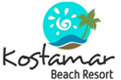 Kostamar Beach Resort, Nagoa Beach - Diu.